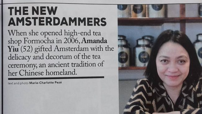 A-mag feature | Formocha Premium Tea